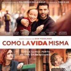 Cine: TRÁILER PELÍCULA DE CINE EN 35MM COMO LA VIDA MISMA. Lote 151453981