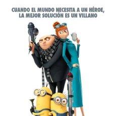 Cine: TRÁILER PELÍCULA DE CINE EN 35MM GRU 2, MI VILLANO FAVORITO. Lote 151477069