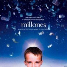 Cine: TRAILER CINE 35MM MILLONES. Lote 152670998
