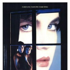 Cine: PELÍCULA LARGOMETRAJE DE CINE EN 35MM FALSO TESTIGO (1987). Lote 155352870