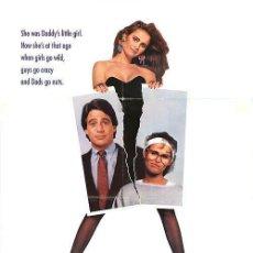 Cine: PELÍCULA LARGOMETRAJE DE CINE EN 35MM LA LOCURA DE PAPÁ (1989). Lote 155354242