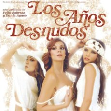 Cine: TRÁILER EN PELÍCULA DE CINE DE 35MM LOS AÑOS DESNUDOS. Lote 156672410