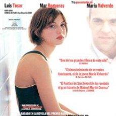Cine: TRÁILER EN PELÍCULA DE CINE DE 35MM LA FLAQUEZA DEL BOLCHEVIQUE. Lote 156672485