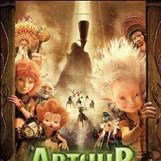 Cine: PELÍCULA DE CINE EN 35MM ARTHUR Y LOS MINIMOYS (2006). Lote 158838774