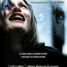 Cine: TRÁILER EN PELÍCULA DE CINE DE 35MM EL SEGUNDO NOMBRE. Lote 159237713