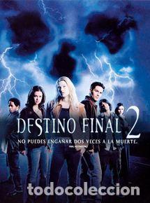 TRÁILER PELÍCULA DE CINE EN 35MM DESTINO FINAL 2 (Cine - Películas - 35 mm)