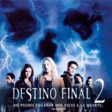 Cine: TRÁILER PELÍCULA DE CINE EN 35MM DESTINO FINAL 2. Lote 170852253