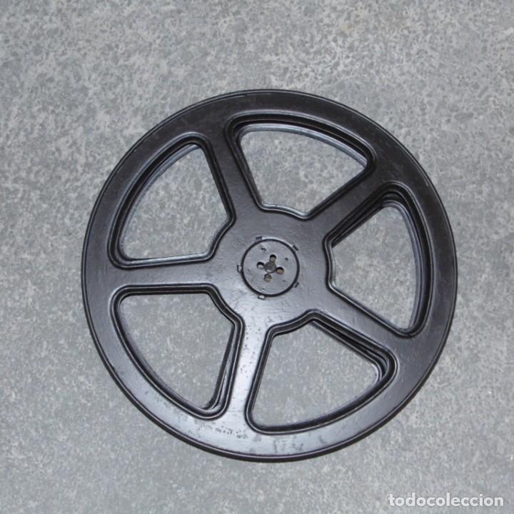 BOBINA O ROLLO VACÍO PARA 35 MM. METAL. (Cine - Películas - 35 mm)