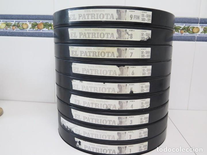 EL PATRIOTA (MEL GIGSON) PELÍCULA-35 MM-SCOPE RETRO-VINTAGE FILM-MUY NUEVA (Cine - Películas - 35 mm)
