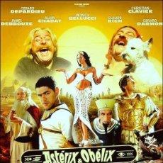 Cine: PELÍCULA DE CINE EN 35MM ASTÉRIX Y OBÉLIX: MISIÓN CLEOPATRA (2002). Lote 180122395