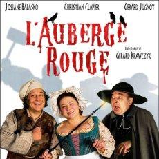 Cine: PELÍCULA DE CINE EN 35MM EL ALBERGUE ROJO (2007). Lote 180124871