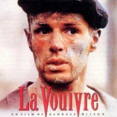Cine: PELÍCULA LARGOMETRAJE DE CINE EN 35MM LA MUJER SALVAJE (1989). Lote 180125316