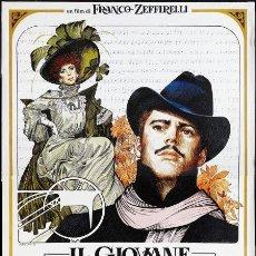 Cine: PELÍCULA LARGOMETRAJE DE CINE EN 35MM EL JOVEN TOSCANINI (1988). Lote 180134926