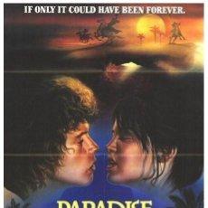Cine: PELÍCULA DE CINE EN 35MM PARADISE (1982). Lote 180135790