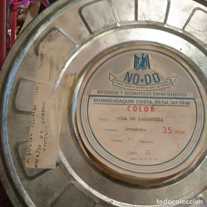 Cine: Cinta Nodo. Documento boda Lagartera - Foto 4 - 182229058