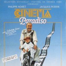 Cine: PELÍCULA LARGOMETRAJE DE CINE EN 35MM CINEMA PARADISO (1988) (NUEVA DE LABORATORIO). Lote 182833131