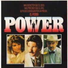 Cine: POWER PELICULA 35MM. Lote 185985751