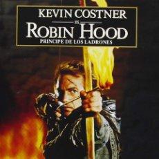 Cine: ROBIN HOOD PRINCIPE DE LOS LADRONES PELICULA 35MM. Lote 185996531
