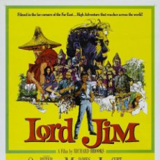 Cine: LORD JIM PELICULA 35MM. Lote 186418117