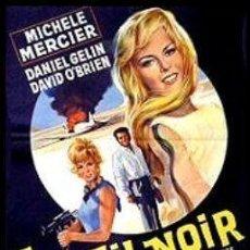 Cine: PELÍCULA LARGOMETRAJE DE CINE EN 35MM SOL NEGRO (1966). Lote 189140677