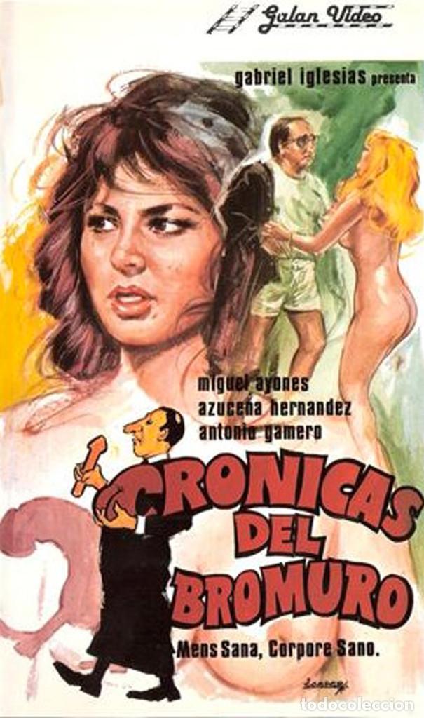 PELÍCULA LARGOMETRAJE DE CINE EN 35MM CRÓNICAS DEL BROMURO (1980) (Cine - Películas - 35 mm)