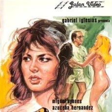 Cine: PELÍCULA LARGOMETRAJE DE CINE EN 35MM CRÓNICAS DEL BROMURO (1980). Lote 189140980