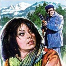 Cine: PELÍCULA LARGOMETRAJE DE CINE EN 35MM EL CALOR DE LA LLAMA (1977). Lote 189141150