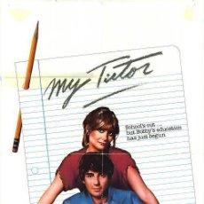 Cine: PELÍCULA LARGOMETRAJE DE CINE EN 35MM MI TUTOR (1983). Lote 189147856
