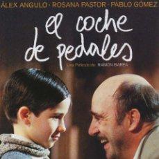 Cine: TRÁILER PELÍCULA DE CINE EN 35MM EL COCHE DE PEDALES. Lote 190088710