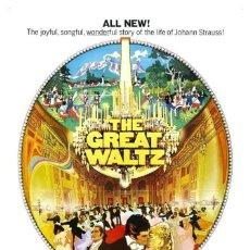 Cine: PELÍCULA LARGOMETRAJE DE CINE EN 35MM EL GRAN VALS (1972). Lote 190128446