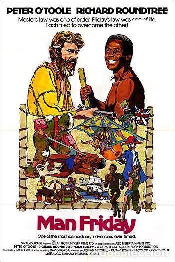 PELÍCULA LARGOMETRAJE DE CINE EN 35MM YO, VIERNES (1975) (Cine - Películas - 35 mm)
