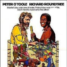 Cine: PELÍCULA LARGOMETRAJE DE CINE EN 35MM YO, VIERNES (1975). Lote 190128865