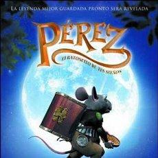 Cine: PELÍCULA LARGOMETRAJE DE CINE EN 35MM PÉREZ, EL RATONCITO DE TUS SUEÑOS (2006). Lote 190166092