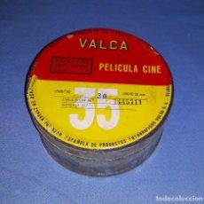 Cine: PELICULA CINE VALCA 35 MM GRANO FINO . Lote 191087545
