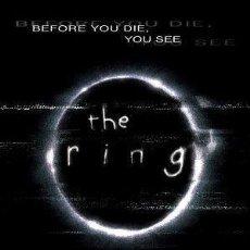 Cine: TRÁILER PELÍCULA DE CINE EN 35MM THE RING (LA SEÑAL). Lote 244522400