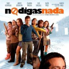 Cine: TRÁILER PELÍCULA DE CINE EN 35MM NO DIGAS NADA. Lote 193816587