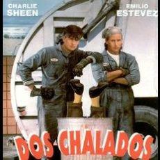 Cine: PELICULA DOS CHALADOS Y UN FIAMBRE CINE 35MM. Lote 195422050