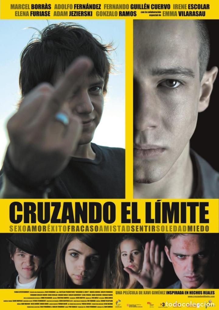 PELÍCULA LARGOMETRAJE DE CINE EN 35MM CRUZANDO EL LÍMITE (2010) (Cine - Películas - 35 mm)