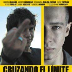 Cine: PELÍCULA LARGOMETRAJE DE CINE EN 35MM CRUZANDO EL LÍMITE (2010). Lote 197546242