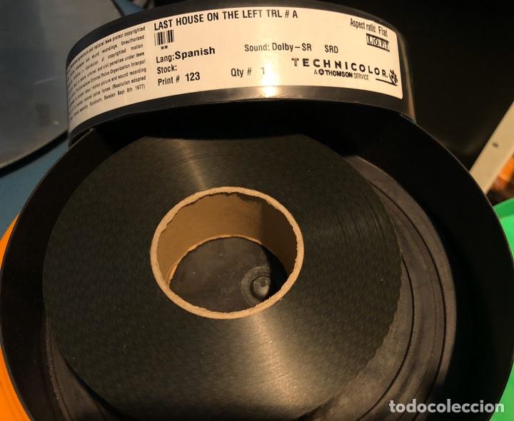 Cine: Tráiler película de cine en 35mm LA ÚLTIMA CASA A LA IZQUIERDA - Foto 3 - 197883133