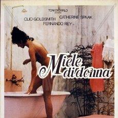 Cinéma: TRÁILER PELÍCULA DE CINE EN 35MM DULCE PIEL DE MUJER. Lote 198852670