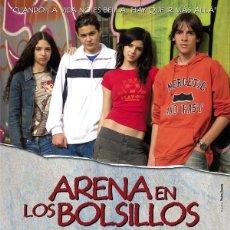 Cine: PELÍCULA LARGOMETRAJE DE CINE EN 35MM ARENA EN LOS BOLSILLOS (2006). Lote 199685026