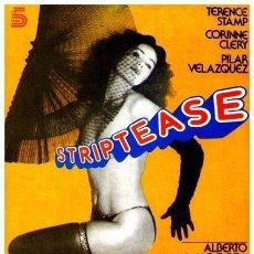 Cinéma: TRÁILER PELÍCULA DE CINE EN 35MM STRIPTEASE (1976). Lote 199887921
