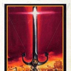Cinéma: PELÍCULA LARGOMETRAJE DE CINE EN 35MM LAS HIJAS DEL CID (1962). Lote 200735012