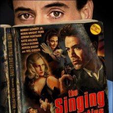 Cine: PELÍCULA LARGOMETRAJE DE CINE EN 35MM EL DETECTIVE CANTANTE (2003). Lote 202656687