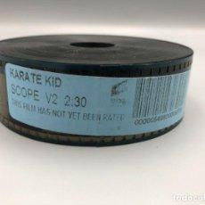 """Cine: KARATE KID - TRAILER PARA CINES DE 35MM 2'09"""" DE DURACION - 3.096 FOTOGRAMAS. Lote 257351075"""
