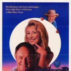 Cine: LARGOMETRAJE EN 35MM LUNA LLENA EN AGUA AZUL (1988). Lote 206493116