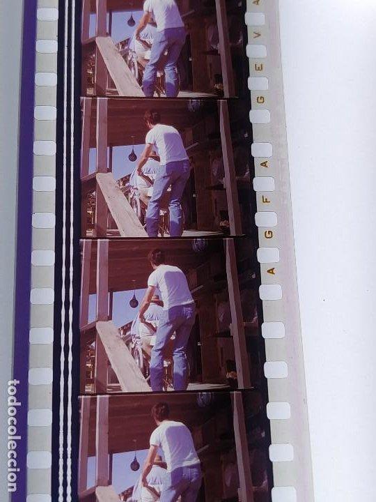 Cine: Largometraje en 35mm LUNA LLENA EN AGUA AZUL (1988) - Foto 2 - 206493116