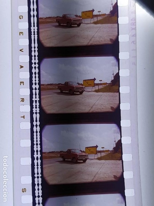 Cine: Largometraje en 35mm LUNA LLENA EN AGUA AZUL (1988) - Foto 4 - 206493116