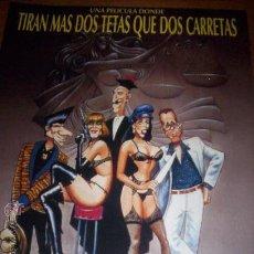 Cine: LARGOMETRAJE EN 35MM TRETAS DE MUJER (1993). Lote 206493218